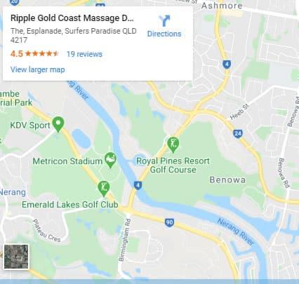 Massages Gold Coast