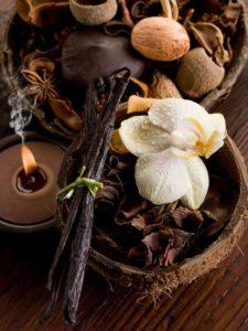 Ingredients used during an Ayurvedic Massage