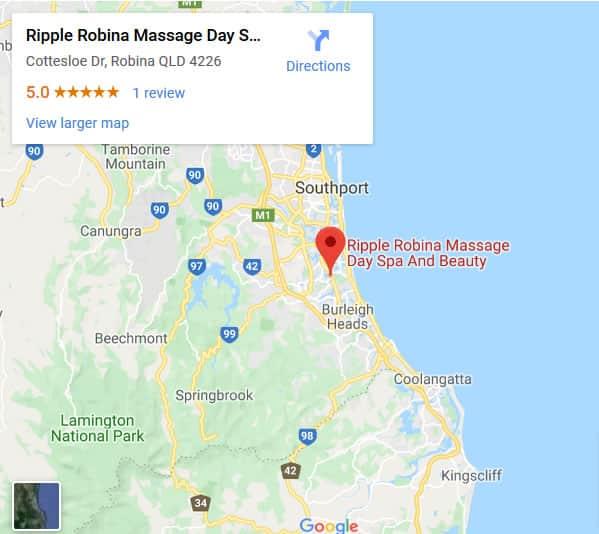 Ripple Robina Massage Day Spa And Beauty