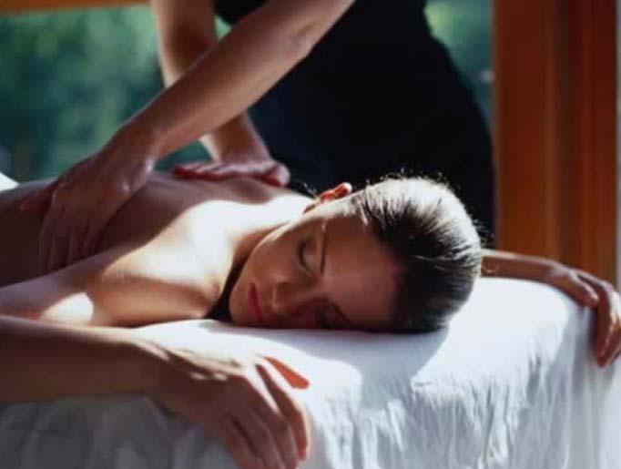 Sea Shell Massage